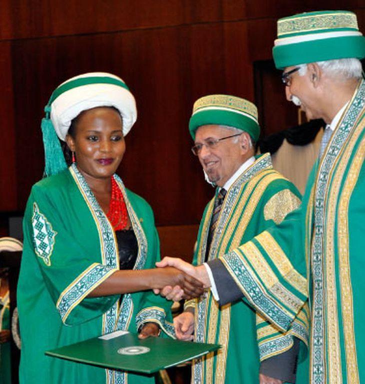Aga Khan graduates urged to change society
