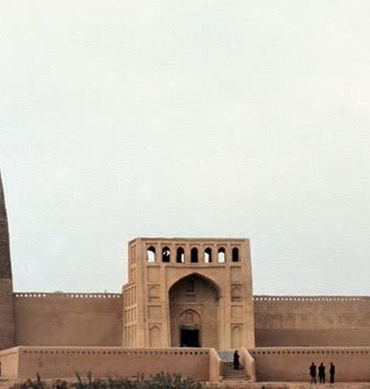 ArchNet: Amin Mosque - Turfan, China