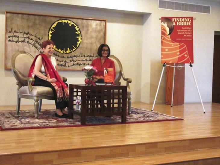 """Finding a Bride"" - Book launch at Ismaili Jamatkhana, Houston"