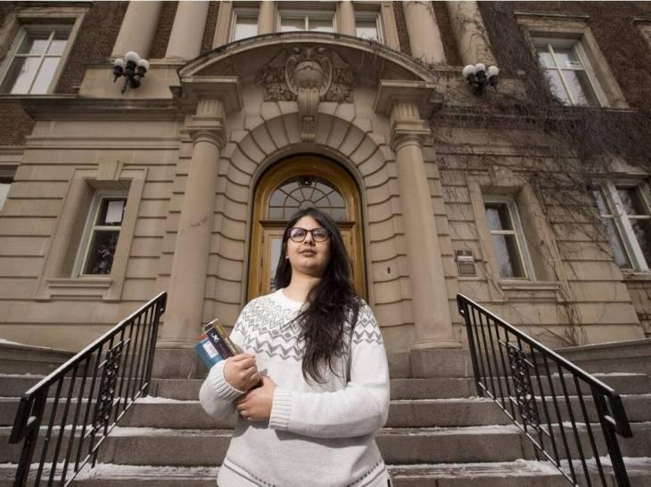 Shumaila Hemani: Sing-style poet among artists recognized for enriching Edmonton