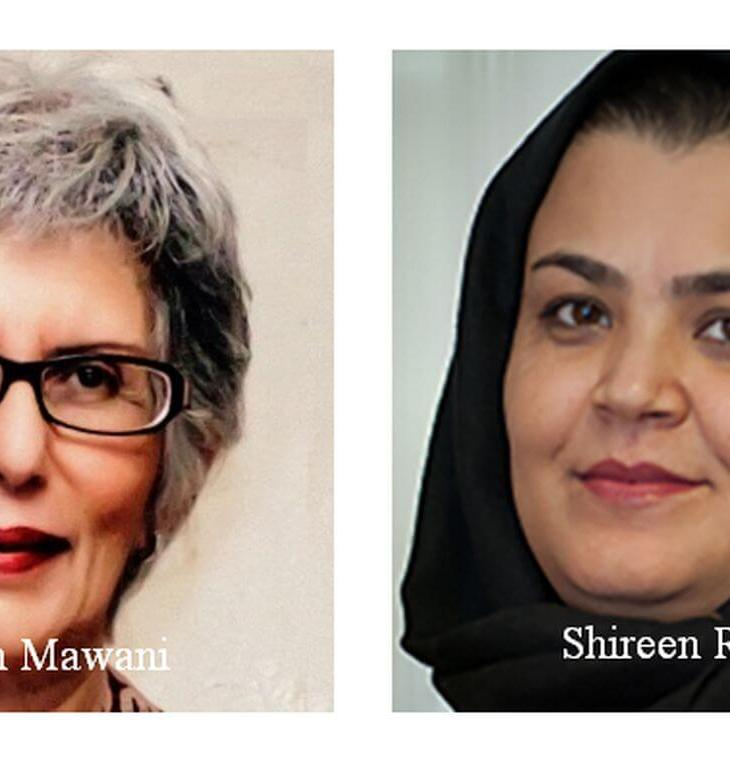 Ismaili Centre, London: Nurjehan Mawani (AKDN) and Shireen Rahmani (Roshan Telecom) to present on Women's Role in Afghanistan on International Women's Day