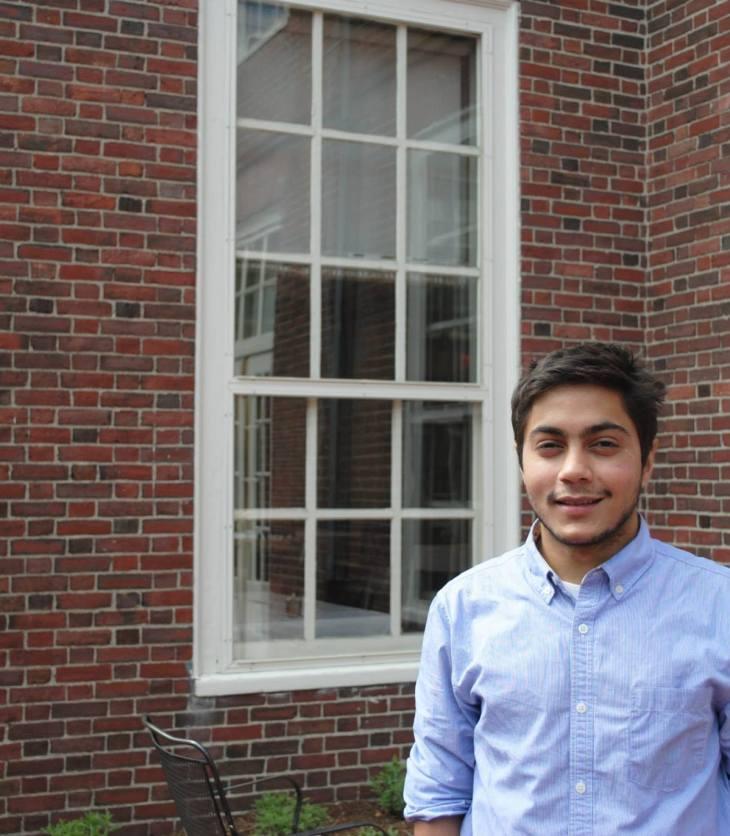 Harvard grad Rahim Mawji named inaugral Schwarzmann Scholar to attend Tsinghua University, Beijing