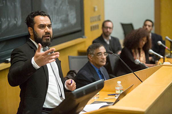 The fears of American Muslims | Harvard Gazette