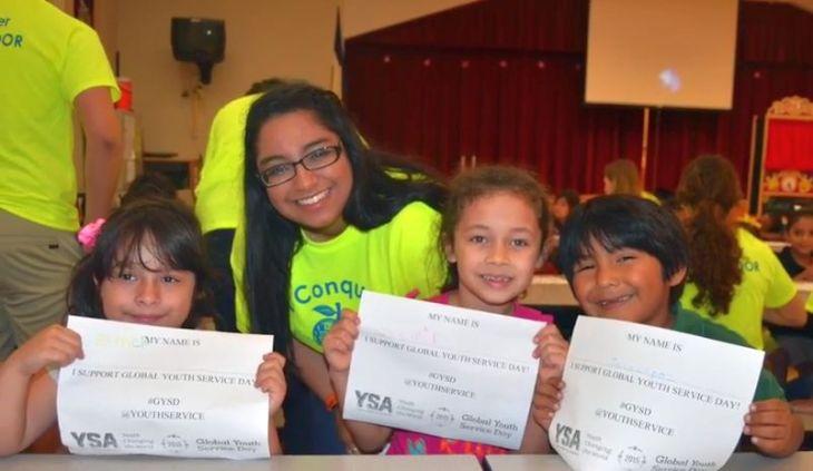 Saherish Surani: Youth health project continues to thrive