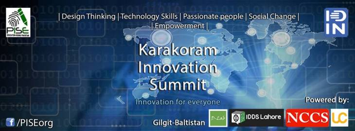 Karakorum Innovation Summit Gilgit-Baltistan