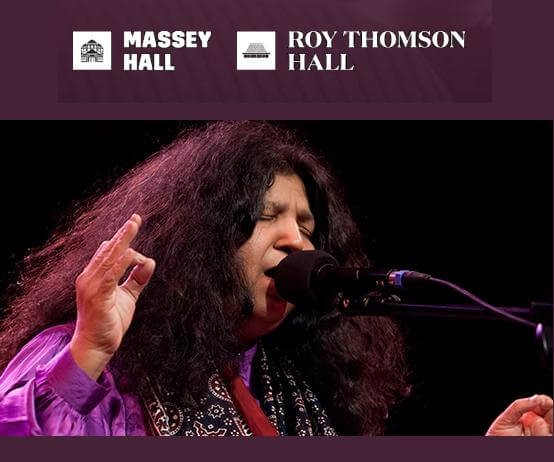 Legendary Sufi Singer Abida Parveen Makes Rare Appearance in Toronto