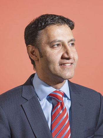 Why Arif Virani ran for Parliament