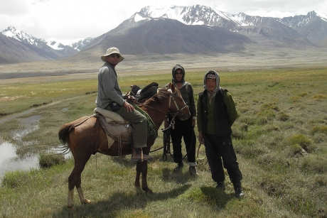 Professor Karim Aly Kassam to lead team to aid mountain societies facing climate change, and train undergraduates at University of Central Asia