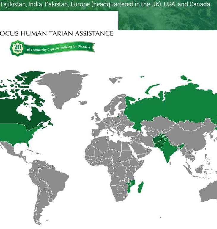Focus Humanitarian Assistance Canada