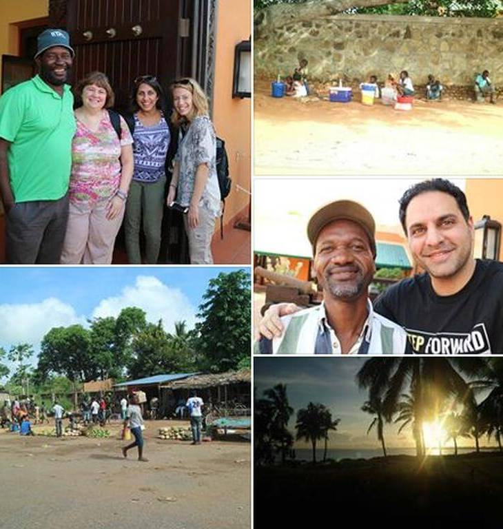 Live blog from Aga Khan Foundation Canada team in Mozambique and Tanzania