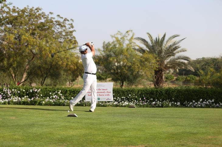 Aga Khan University Karachi hosts golf tournament for healing kids' hearts