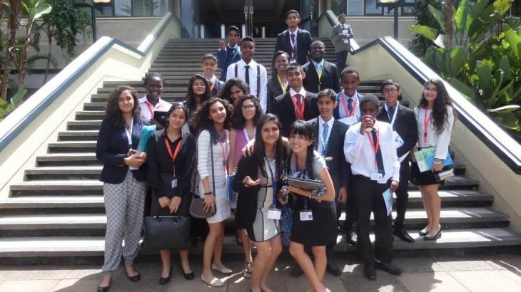 Tabreek Somani reflects on her participation at the 22nd Annual MSMUN Conference in Nairobi