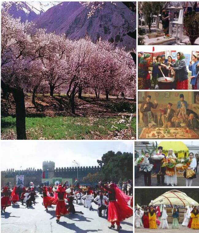 Novruz, Nowrouz, Nooruz, Navruz, Nauroz, Nevruz - UN Intangible Cultural Heritage