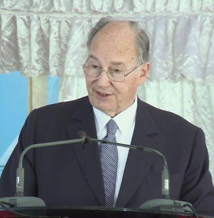 Video: Speech by His Highness the Aga Khan at the opening of the new state-of-the art Nation Media Group's printing plant