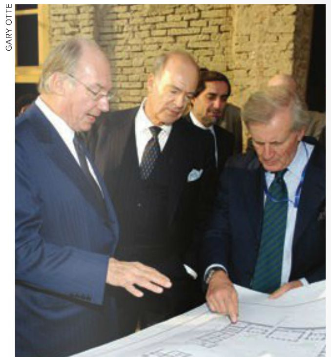Publication: RAIC Gold Medal 2013: His Highness the Aga Khan | Canadian Architect