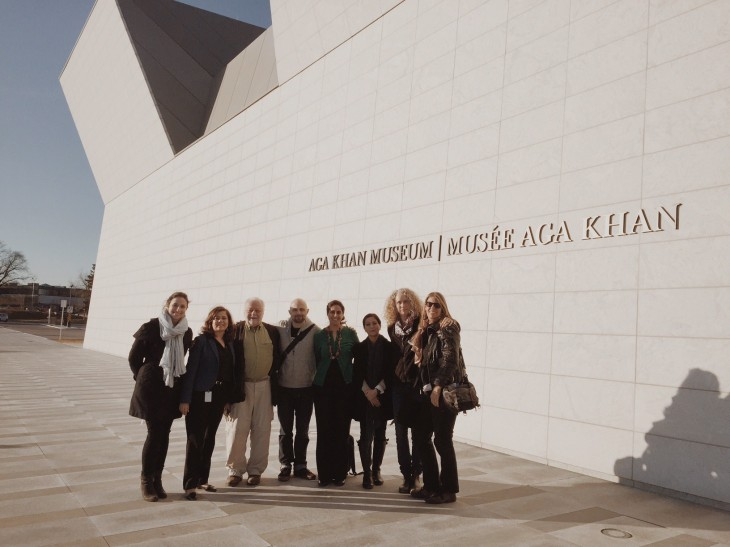 Fredric Roberts Photography Workshops at the Aga Khan Museum: Toronto, Day 1: Arrival and Final Prep