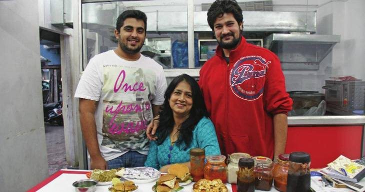 Simmering with love: Mrs. Shabnam Merchant's Simmering Pots Kitchen, Bandra, Mumbai