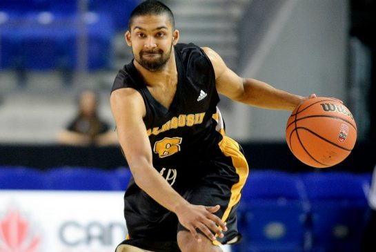 North Vancouver's Adam Karmali relishes opportunity to play for hoops title with Dalhousie Tigers