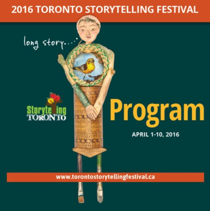 Annual Toronto Storytelling Festival at the Ismaili Centre