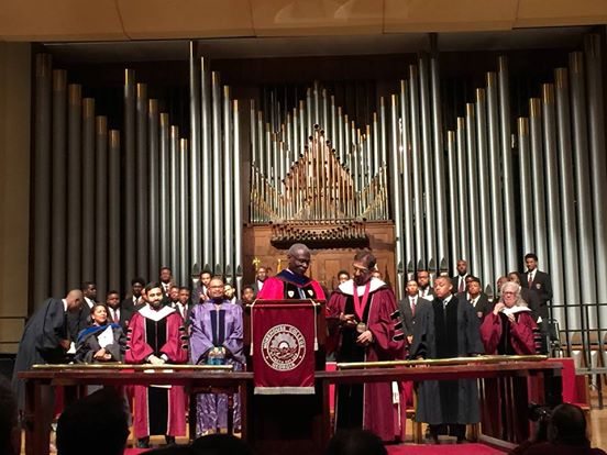 South African Attorney, Mohamed Keshavjee Honored With Peace Award At Morehouse College | Georgia Public Radio