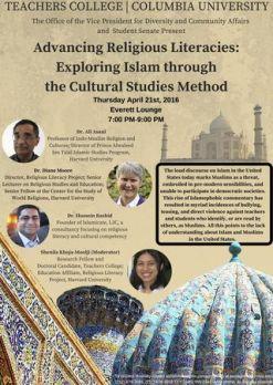 Panel Discussion: Exploring Islam through the Cultural Studies Method