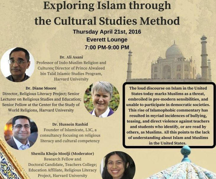 Panel Discussion: Exploring Islam through the Cultural Studies Method