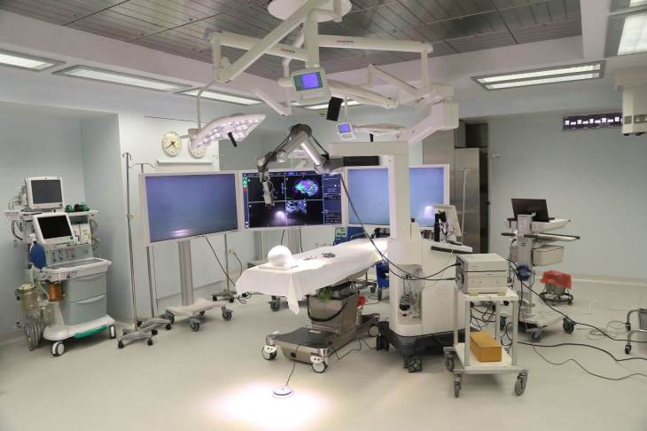Inauguration Ceremony: Advanced equipment for brain surgeries comes to Pakistan at the Aga Khan University Hospital