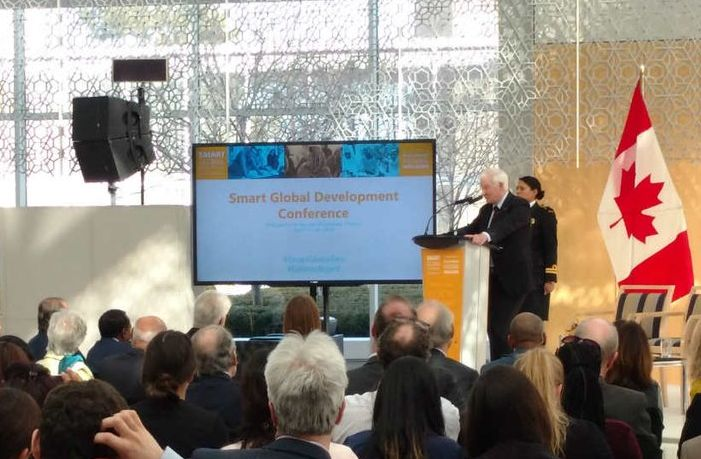 The Governor General of Canada speaks to the themes of Inclusivity, Innovation and Diplomacy