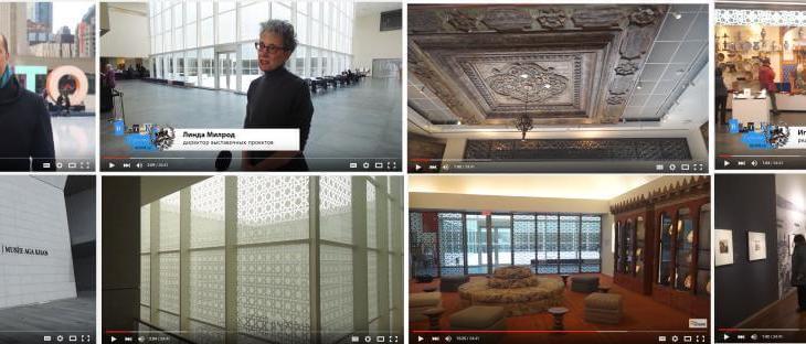 Russian television program in Canada, showcases the Aga Khan Museum | TV Vestnik