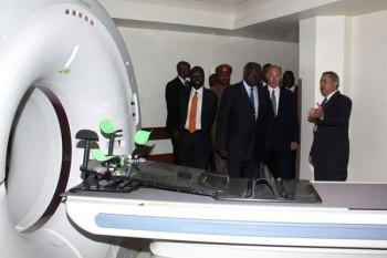 Aga Khan Univesity Hospital Nairobi offers Ugandans free cancer treatment