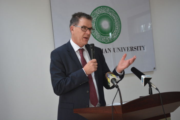 Tanzanian Health Care Gets Boost from Aga Khan University's New Nursing/Midwifery Training Facility