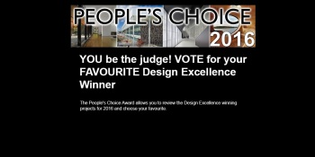 Ontario Association of Architects - 2016 People's Choice Award: Vote for your favorite project!