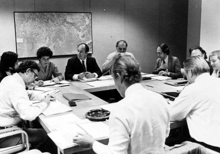 Today in history: the first seminar of the Aga Khan Award for Architecture was held