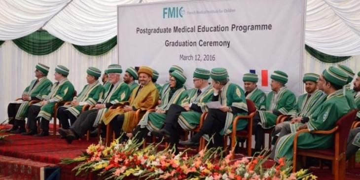 6 specialist doctors graduate from FMIC Postgraduate Medical Education Programme, Kabul