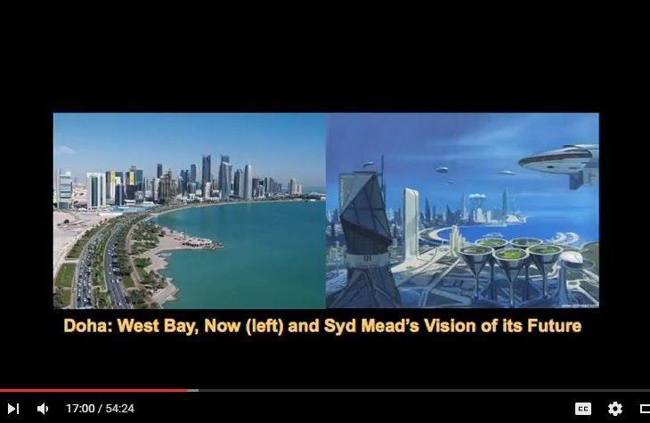 Nasser Rabbat, Aga Khan Professor, MIT: Future City - What do we need to construct?