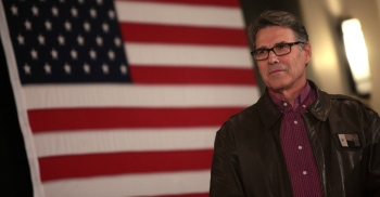 Rick Perry: We Are 'Not in a War' With Muslims