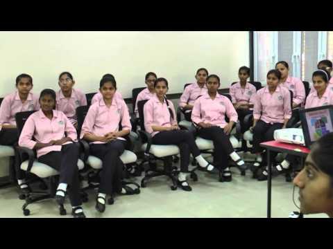 H.H. Prince Aga Khan Girls School, Rajkot, Gujarat, India
