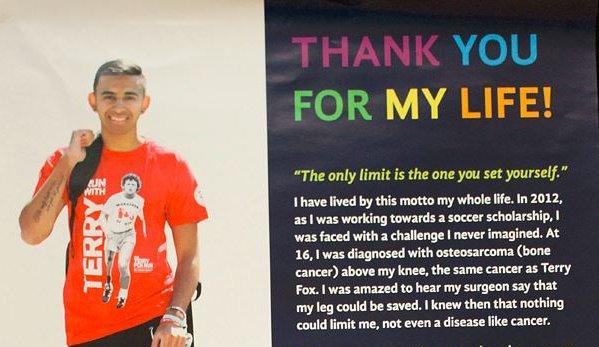 Yusuf Hirji: Thank You For My LIFE! | Pickering Soccer Club