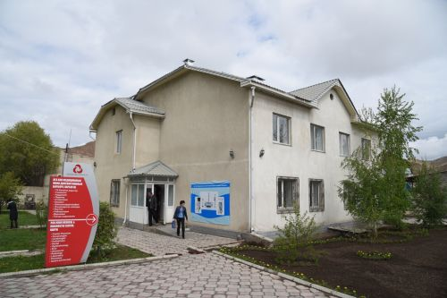 Aga Khan Health Services Inaugurate Medical and Diagnostic Center in Naryn, Kyrgyz Republic