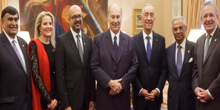 Imam of the Ismaili Muslim Community establish Portugal as the global Seat of the Imamat