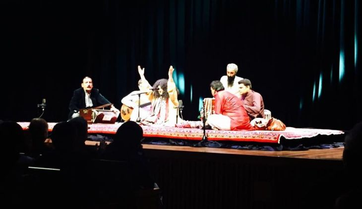 Abida Parveen in a second concert in Toronto, at the Aga Khan Museum