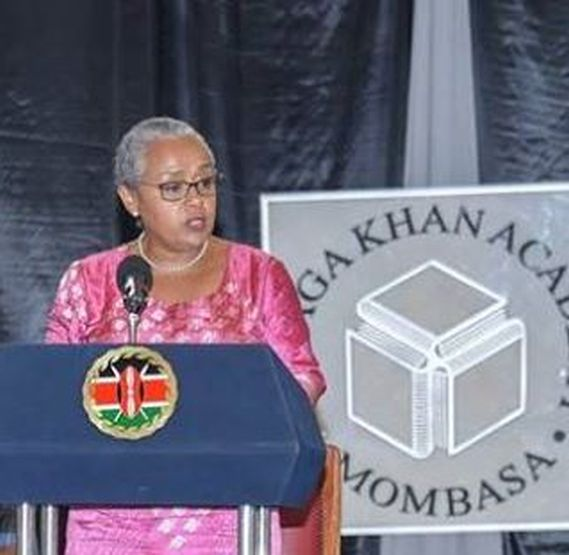 Speech by Her Excellency Margaret Kenyatta, First Lady of The Republic of Kenya during the Graduation Ceremony of The Aga Khan Academy, Mombasa on 21st May, 2016