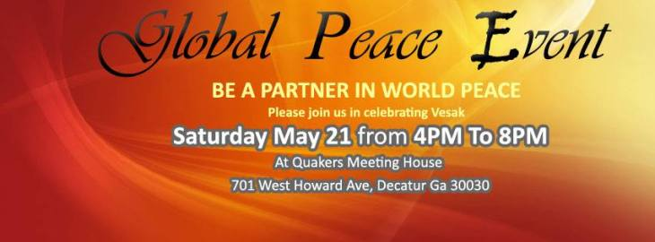 Introducing Noor Gillani, speaker Global Peace Event