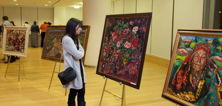 Images: Durdy Bayramov Art Foundation - Classical Turkmen Music Days in Canada at the Ismaili Centre Toronto
