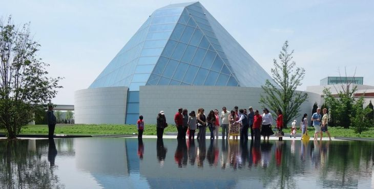 Social Media Messages from Doors Open Toronto at the Ismaili Centre & The Aga Khan Museum