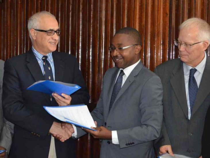 Muranga County Kenya, Aga Khan University Hospital deal to improve health