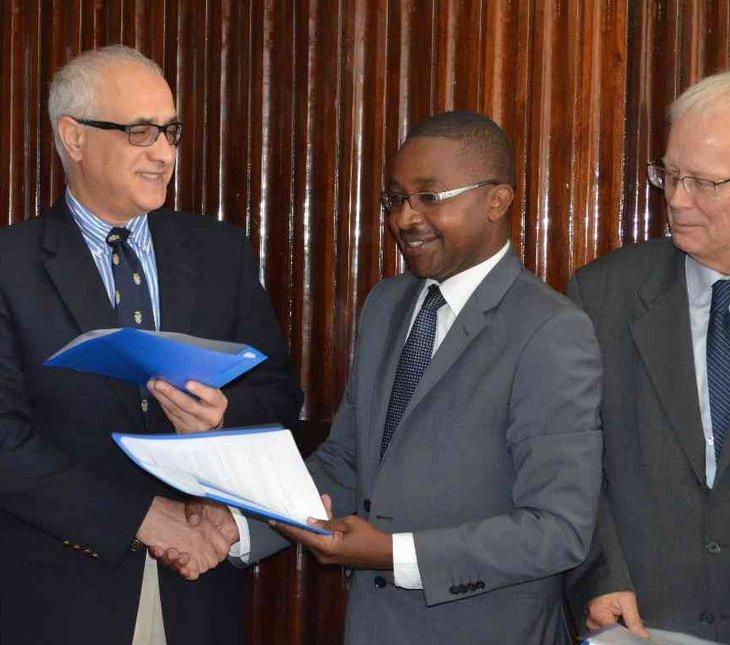 Muranga County Kenya, Aga Khan University Hospital deal to improve health