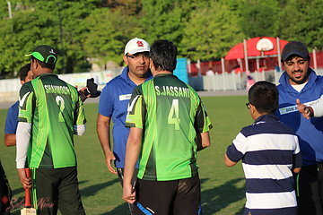 3rd Indo-Pak Canadian Cricket Tournament in support of World Parntership Walk | Salim Nensi Photography