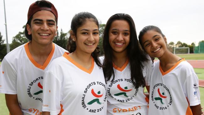 The Ismaili Sports Tournament for Australia and New Zealand 2016