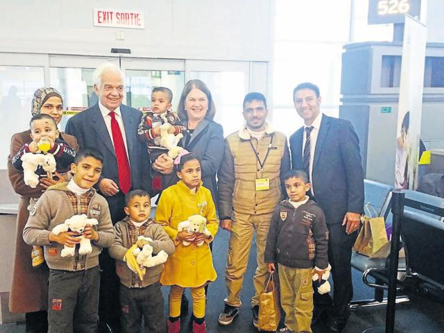How Canadian MP Arif Virani is helping Syrian refugees